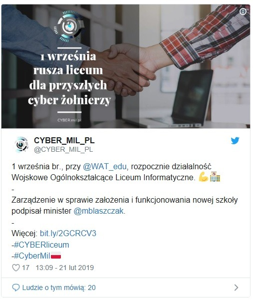 cyber liceum